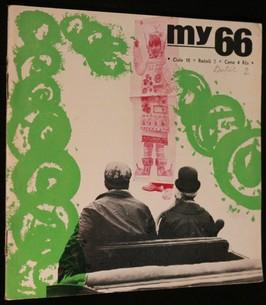 náhled knihy - My 66, č. 10 , ročník 3, 1966