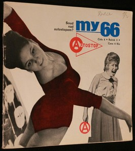 náhled knihy - My 66, č. 6, ročník 3, 1966