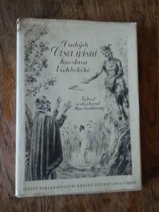 náhled knihy - Druhých deset básní Jaroslava Vrchlického pseud.