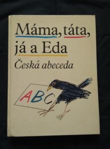 Máma, táta, já a Eda (A4, lam, 208 s., il. M. Wagner)