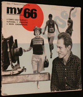 náhled knihy - My 66, č. 1, ročník 3, 1966