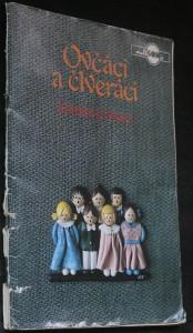 náhled knihy - Ovčáci a čtveráci.