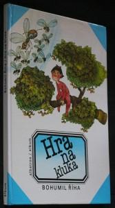 náhled knihy - Hra na kluka : pro děti od 5 let