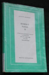 náhled knihy - Hudební nauka : učebnice hud. nauky a intonace pro 4. až 7. roč. 1. cyklu a 2. cyklus lid. školy umění. [Část] 2