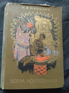 náhled knihy - Dcera Montezumova (A4, Ocpl, 464 s., přel. Karel Vít)