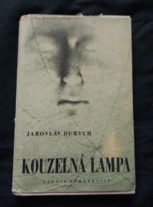 náhled knihy - Kouzelná lampa (Ocpl, 168 s,.ob, vaz a il. L. Jiřincová)