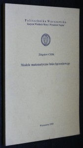 náhled knihy - Modele matematyczne łuku łączeniowego