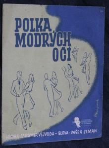náhled knihy - Polka modrých očí