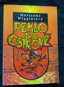 náhled knihy - Peklo na ostrově