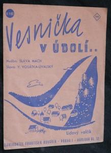 náhled knihy - Vesnička v údolí