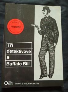 náhled knihy - Tři detektivové a Buffalo Bill
