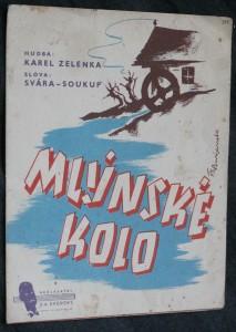 náhled knihy - Mlýnské kolo polka
