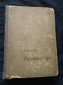 náhled knihy - Tajemství šípu (Oppl., 260 s.,)