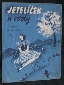 náhled knihy - Jetelíček u vody, polka