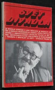 náhled knihy - Svět divadla, fórum 2000, svazek 1.
