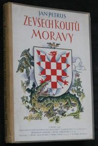 náhled knihy - Ze všech koutů Moravy : hrst pověstí a bájí