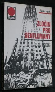 náhled knihy - Zločin pro gentlemany : případy světové špionáže