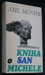 náhled knihy - Kniha o San Michele