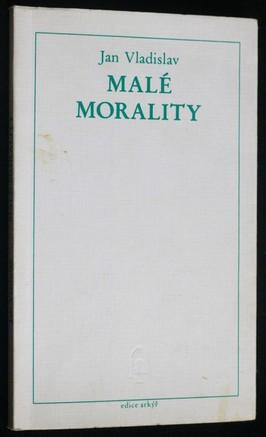 náhled knihy - Malé morality