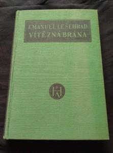 náhled knihy - Vítězná brána (Ocpl, 256 s.)