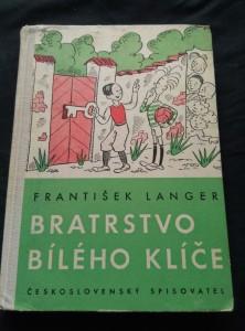 náhled knihy - Bratrstvo bílého klíče (il. O. Sekora)