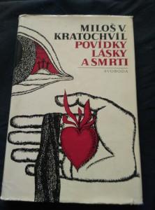 náhled knihy - Povídky lásky a smrti (Ocpl., ob. a front. V. Rykr)