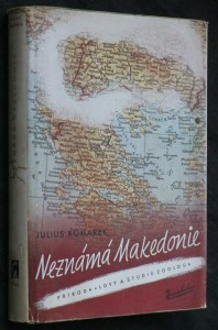 náhled knihy - Neznámá Makedonie : příroda, lovy a studie zoologa