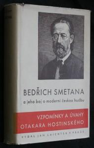 náhled knihy - Bedřich Smetana a jeho boj o moderní českou hudbu