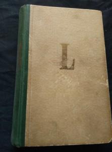 náhled knihy - Bylo jednou zelené údolí (Oppl, 454 s., typo S. Kohout, vaz J. Šváb)