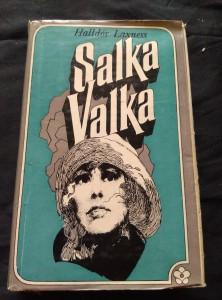 náhled knihy - Salka Valka