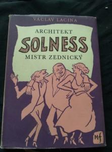 náhled knihy - Architekt Solness, mistr zednický (il. J. Holler)