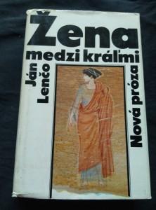 náhled knihy - Žena medzi králmi (starověká Sparta)