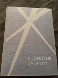 náhled knihy - V Londýně za války