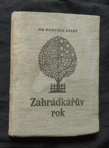 náhled knihy - Zahrádkářův rok (Ocpl, 160 s., il.)