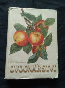 náhled knihy - Ovocnářství (A4, Ocpl, 416 s., 42 bar tab.