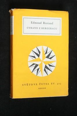 náhled knihy - Cyrano z Bergeracu : hrdinská komedie o 5 dějstvích