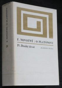 náhled knihy - O Platónovi. IV., Druhý život