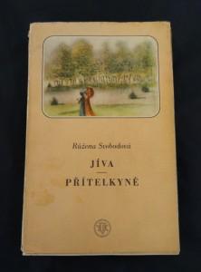 náhled knihy - Jíva/ Přítelkyně (Obr, 474 s., ob F. Tichý)