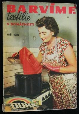 náhled knihy - Barvíme textilie v domácnosti