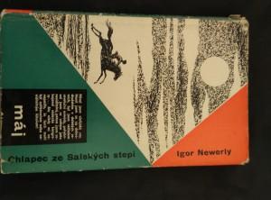 náhled knihy - Chlapec ze Salských stepí (Ocpl,. 172 s.)