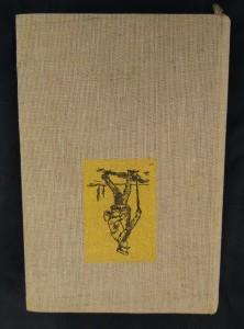 náhled knihy - Pražské obrázky (A4, Ocpl, 456 s., il. K. Toman)