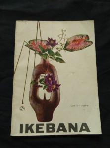 Ikebana (Obr, 86 s., 65 obr, 4 bar příl.)