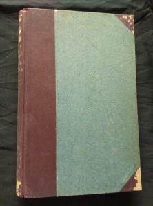 náhled knihy - Umírala mladičká (dřevoryt C.Bouda)