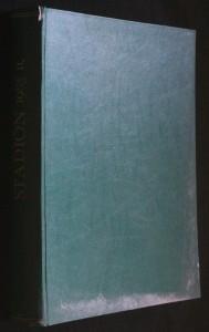 náhled knihy - Stadión r. 33. č. 27.-52.(chybí 45. číslo)