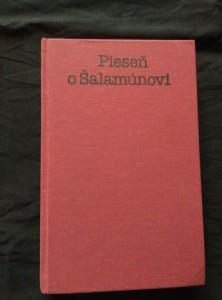náhled knihy - Pieseň o Šalamúnovi (Ocpl, 352 s.)