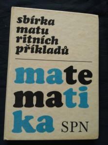 náhled knihy - Matematika - Sbírka maturitních příkladů (lam, 190 s.)