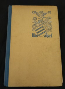 Fernao Magalhaes (A4, Oppl, 306 s, obr., mapka)
