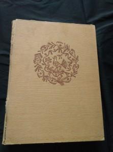 Putování za lidovým uměním (A4, Ocpl, 396 s., il. A. Moravec, obr příl hlubotisk)