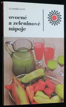náhled knihy - Ovoné a zeleninové nápoje
