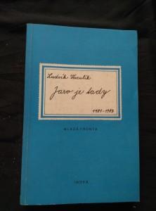 náhled knihy - Jaro je tady - fejetony z let 1981-87 (Obr, 272 s.)